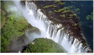 &#160; Victoria Falls