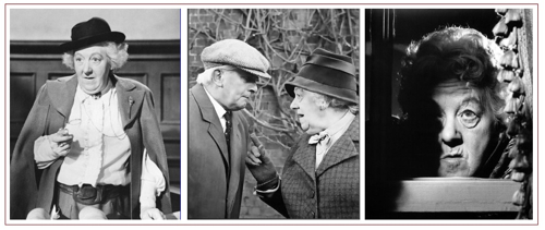&#160; Montage Margaret Rutherford-1