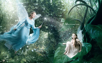 Julie Andrews Fairy Godmother