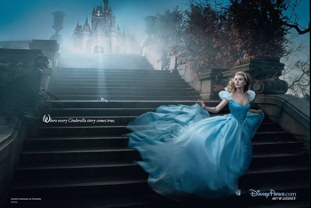 Scarlett Johanssen As Cinderella