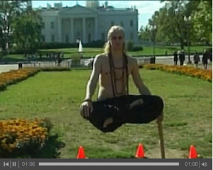 Levitation White House