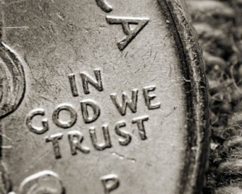 –In God We Trust Coin
