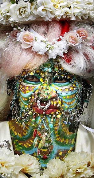 -Pierced-Woman-Wedding