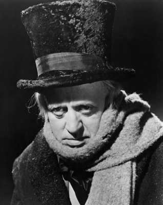  Alistair Sim Scrooge