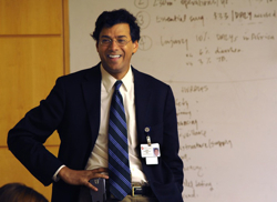 Atul Gawande, by Fred Field