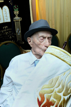 Bar-Mitzvah At 101