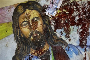 Bloodstained Christ