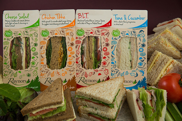 British Chilled Sandwiches