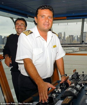Capt Francesco Schettino