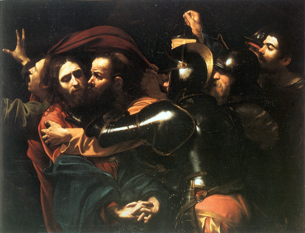 Caravaggio - Taking Of Christ - Dublin - 2
