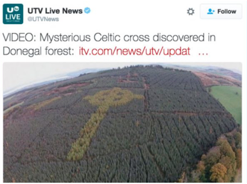 Celticcross Forest