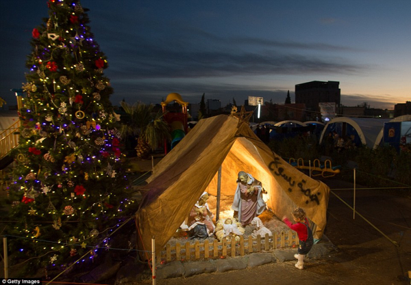 Christmas-2014-Iraqi Refugees