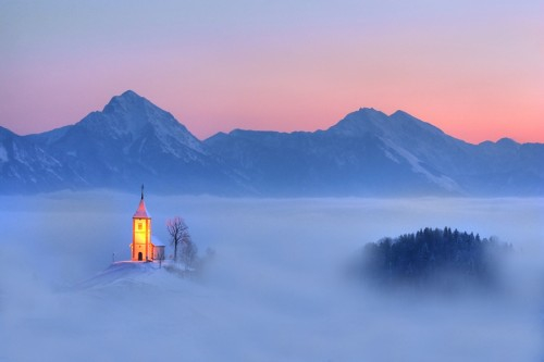 Church In The Clouds