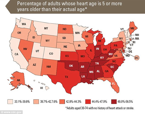 Heart Age Us