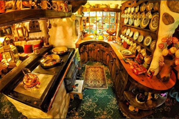 Hobbit Kitchen