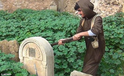 Isis Destroying Mosul Graves