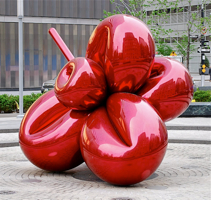 Jeff Koons Ballon Flower