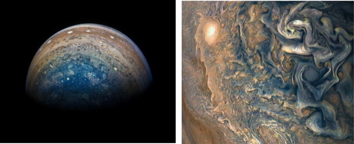 Juno-Jupiter Photos