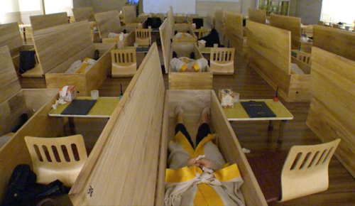 Korean Lyingincoffins