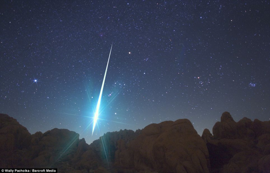 Meteor Mohave Pacholka