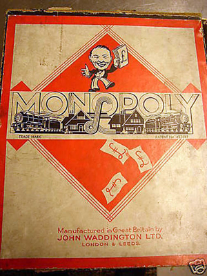 Monopoly London Game
