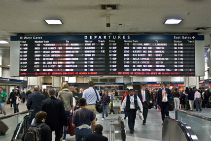 Ny-Penn-Station Today