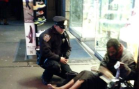  Nypd Larry Deprimo Boots Homeless Man