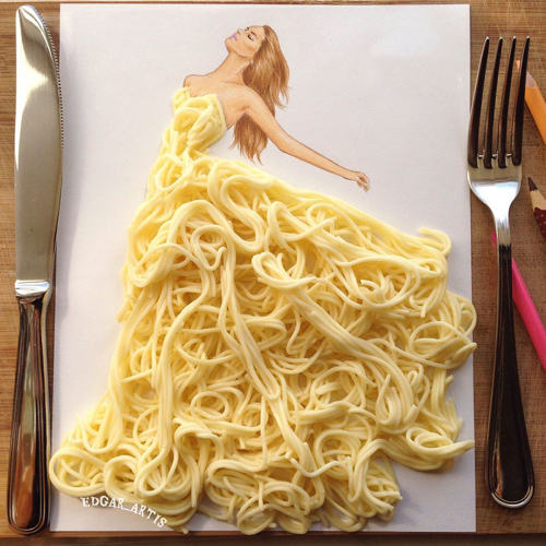 Pasta Dress Edgar-Artis