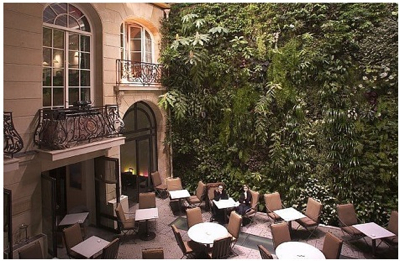  Pershing Hall Hotel Paris