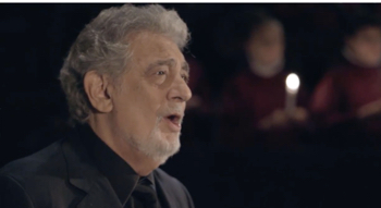 Placido Domingo Silent-Night
