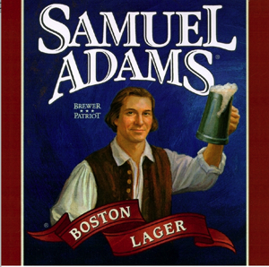 Sam Adams Brewer Patriot