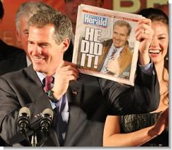 Scott Brown Victory
