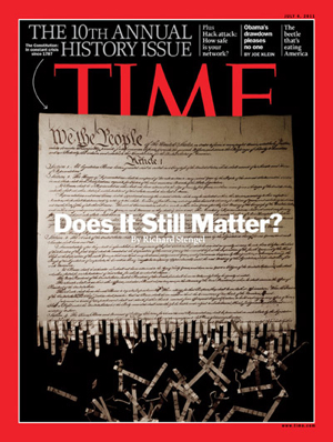 Timecover Shredding Constitution