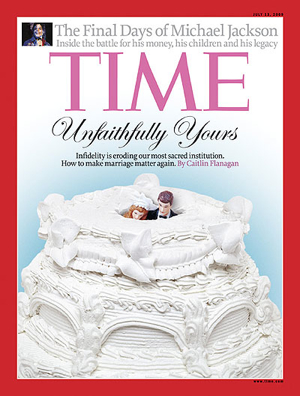 Time Cover Marriage