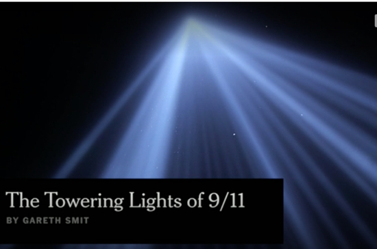 Towering Lights Of 9:11
