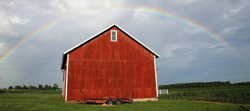 Barn-Red-Rainbow-Stars-Dying-Iron