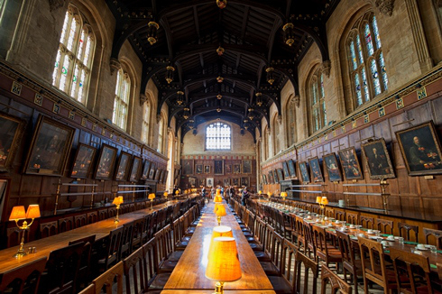 Christ Church Hall Oxford