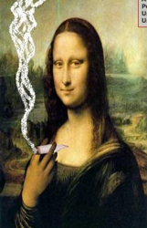 Mona Lisa Marijuana