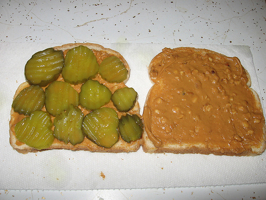 Peanutbutter+Pickles