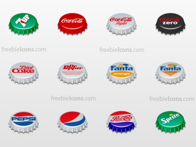 Soda-Pop-Caps