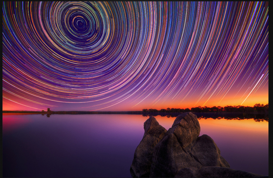 Startrails -Lincoln Harrison2