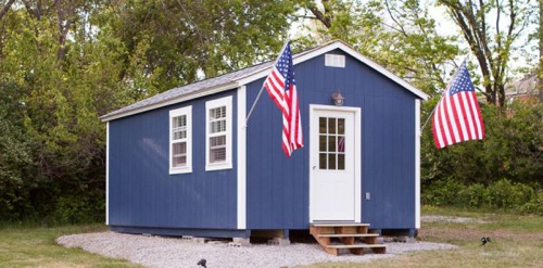Tiny House For Vets