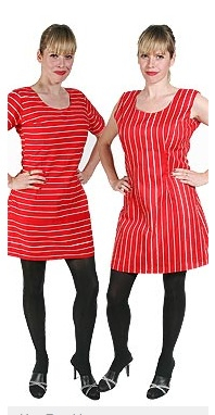 Vertical Horizontal Stripes