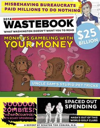 Waste Book 14 Cover