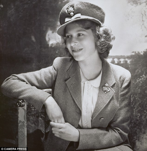 Young Princess Elizabeth
