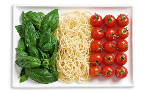 Italy Food-Flags
