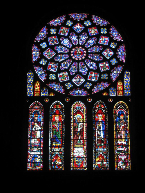 Window-North-Chartres