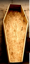 &#160;  Coffin To Use