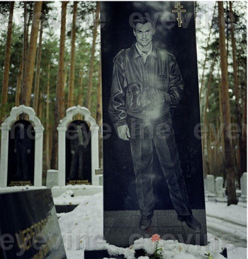  Russian Mafia Grave Tombs
