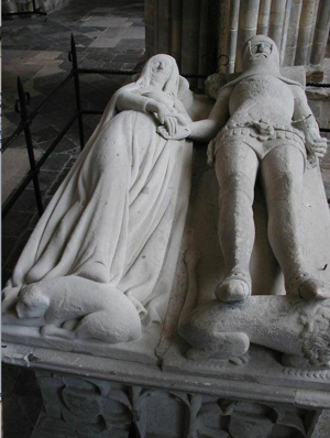  Arundel Tomb, Chicester Cathedral